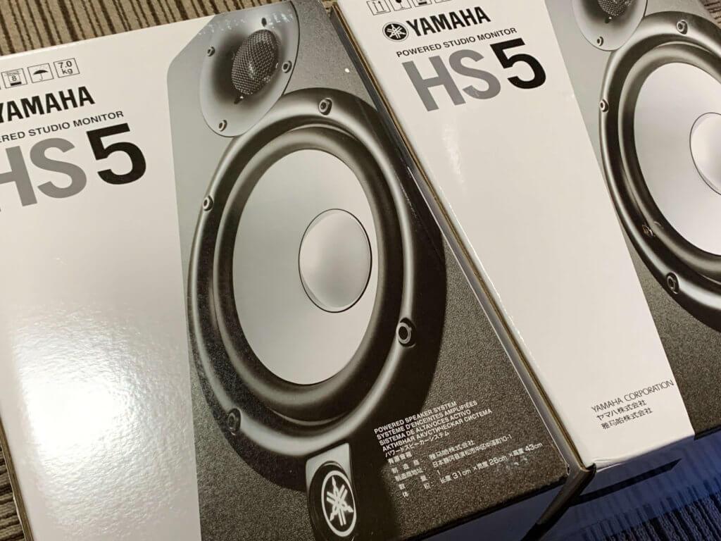 yamaha-HS5-アイキャッチ